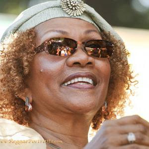 Marcia Griffiths concert in Washington