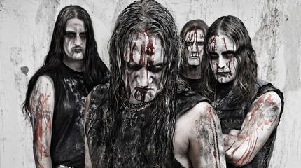 Concierto de Marduk en Enschede