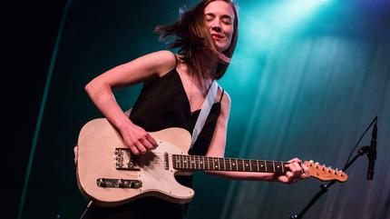 Margaret Glaspy concert in Bristol