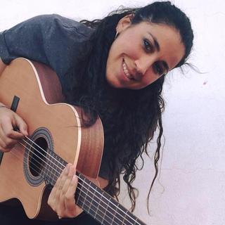 Concierto de María Ruiz en Santiago de Compostela