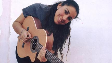 Concierto de María Ruiz en Granada
