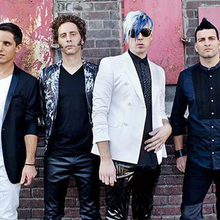 Konzert von Marianas Trench + DJ George Thoms in Las Vegas