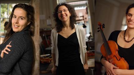 Marianne Trudel Trio concert in Montreal
