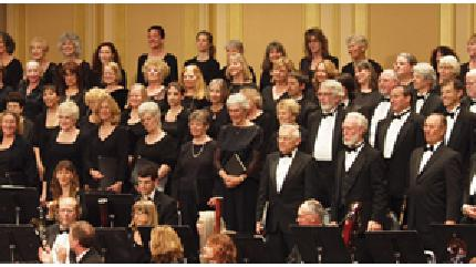 Concierto de Marin Symphony en San Rafael