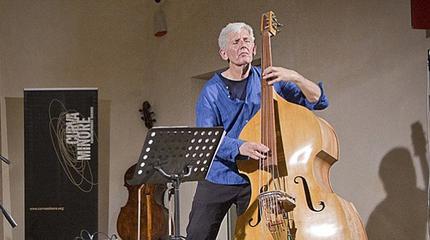 Konzert von Mark Dresser + Anthony Davis in Wien