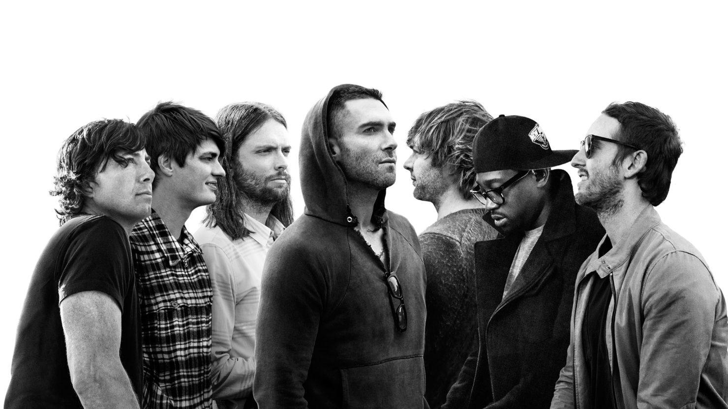 Concierto de Maroon 5 en Dallas