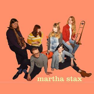 Concierto de Martha Stax en Portland