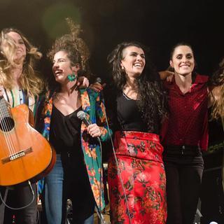 Concierto de Maruja Limón en Barcelona