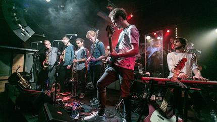 Kapok concert in Utrecht