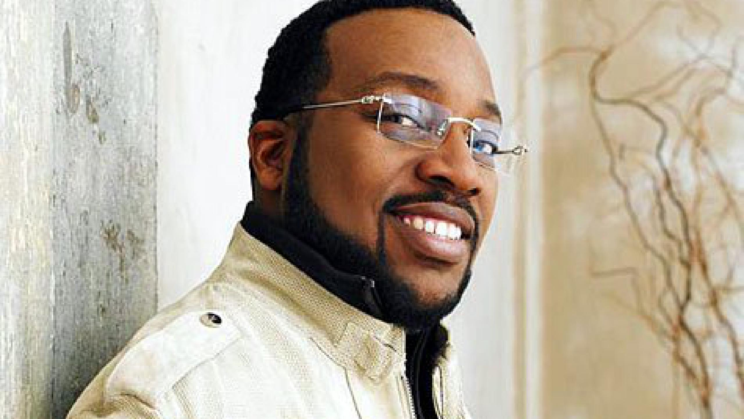 Photos of marvin sapp Building a Better Shopping Experience - The Future of
