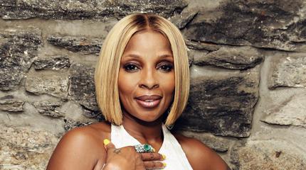 Concierto de Mary J. Blige en Baltimore