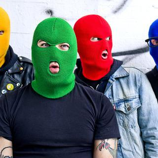 Concierto de Masked Intruder en Cambridge