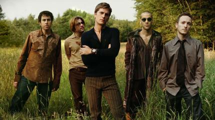 Matchbox Twenty + The Wallflowers concerto a Mansfield