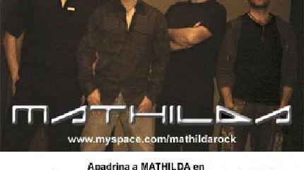 Mathilda concerto em Paris