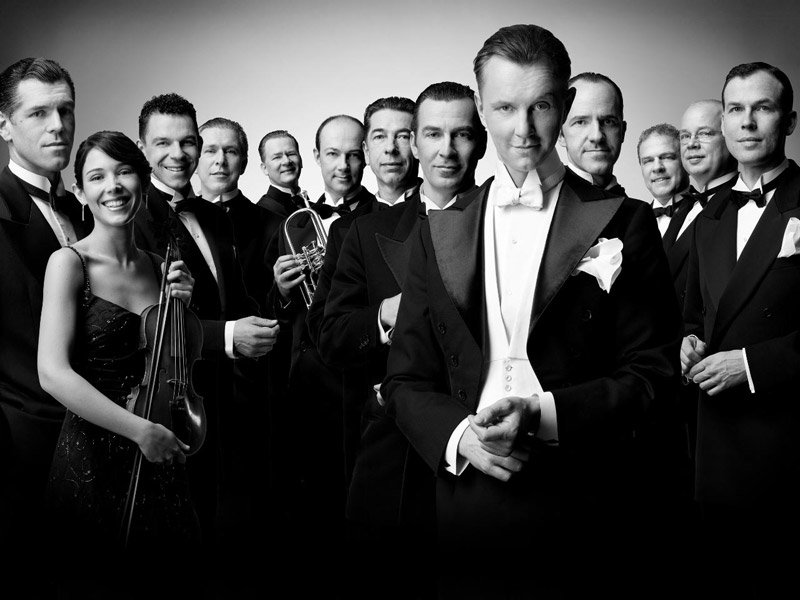 Max Raabe & Palast Orchester concert in Berlin