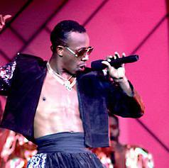 Concierto de MC Hammer en The Woodlands