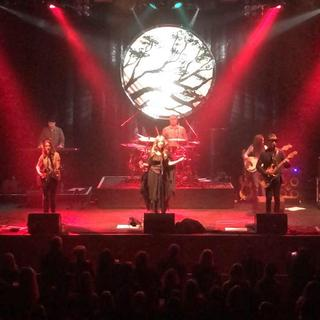 Concierto de McFleetwood en Edimburgo