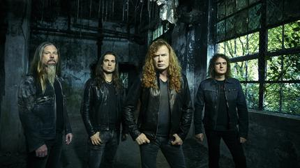 Concierto de Megadeth + Lamb of God en Columbus
