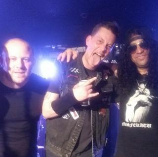 Concierto de Metallica Reloaded en Oldham