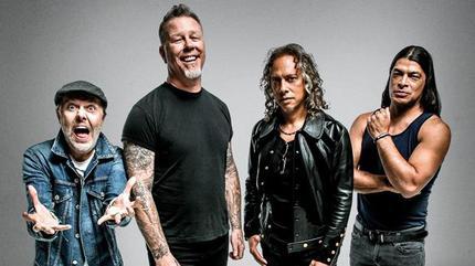 Metallica + Disturbed + The Offspring concert à Daytona Beach
