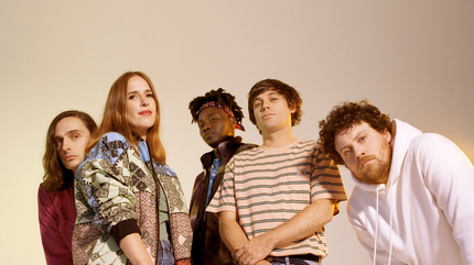 Konzert von Metronomy in Madrid