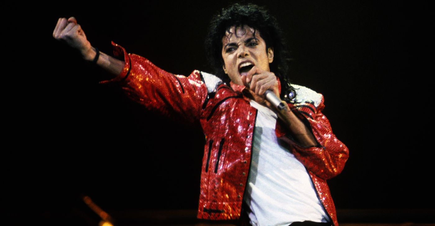 Konzert von Michael Jackson in Paris