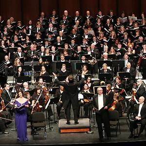 Concierto de Midland Odessa Symphony and Chorale en Midland