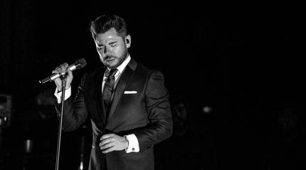 Miguel Poveda concert à Chiclana de la Frontera