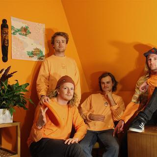 Mild Orange concert in Houston