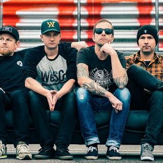 Millencolin concert in San Francisco