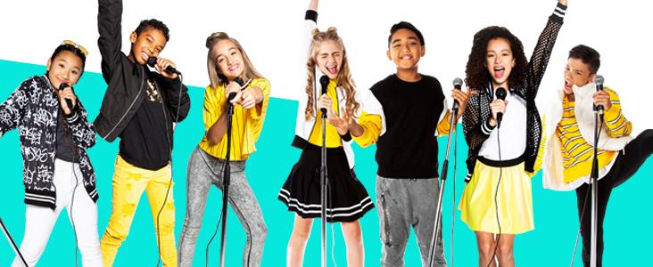 Concierto de Mini Pop Kids en Ottawa