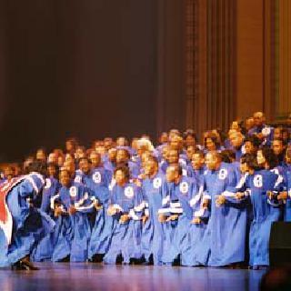 Concierto de Mississippi Mass Choir + The Mississippi Mass Choir en A Coruña