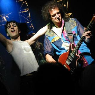 MOMO (Tributo a Queen) concert in Madrid