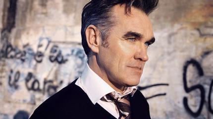 Concierto de Morrissey en Londres
