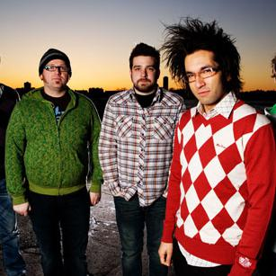 Concierto de Motion City Soundtrack en Berkeley