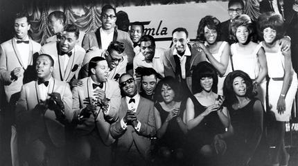 Concierto de Motown Tribute en Morristown