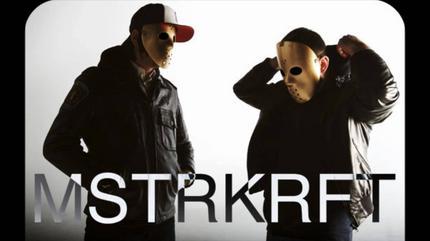 MSTRKRFT concerto em Los Angeles