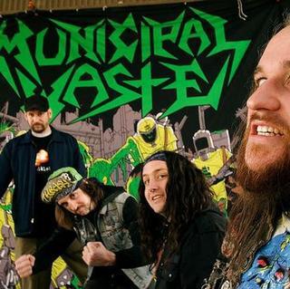 Concierto de Municipal Waste + Napalm Death + Take Offense en Denver