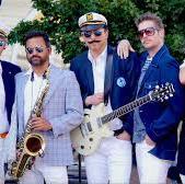 Mustache Harbor concert in Santa Cruz
