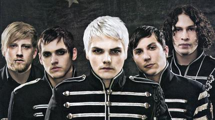 Concierto de My Chemical Romance en Newark