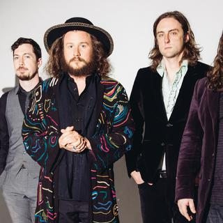 Concierto de My Morning Jacket en Morrison