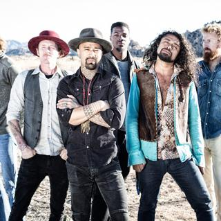 Concierto de Nahko & Medicine For The People en Missoula