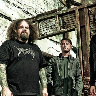 Concierto de Napalm Death en Detroit