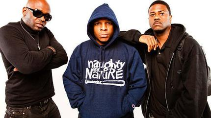 Naughty by Nature + Digable Planets + Arrested Development concert in Philadelphia