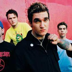 Concierto de New Found Glory en Anaheim