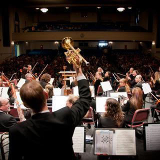 Concierto de New Hampshire Symphony en Gilford
