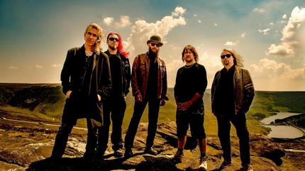 Concierto de New Model Army en Nottingham