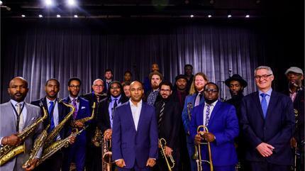 Concierto de New Orleans Jazz Orchestra en Burlington