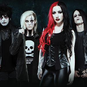 Concierto de New Years Day en Brisbane