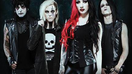 Concierto de New Years Day en Melbourne